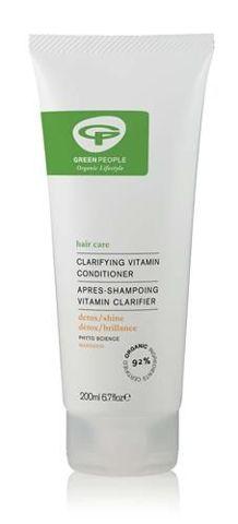Oczyszczająca witaminowa odżywka do włosów 200ml