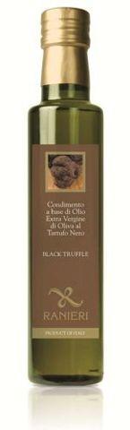 Oliwa z Oliwek Extra Virgin o smaku Czarnej Trufli 250ml