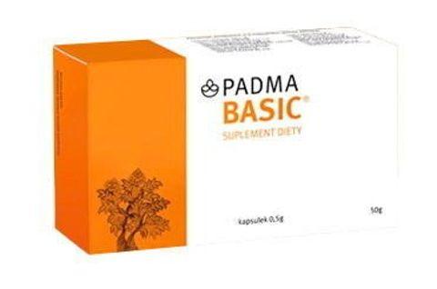 PADMA Basic x 100 kaps.