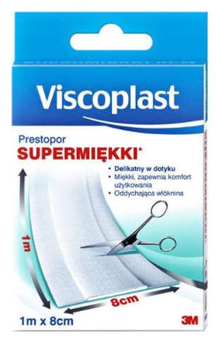 PLASTER VISCOPLAST Prestopor 1m x 8cm