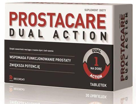 PROSTACARE Dual Action x 60 tabletek