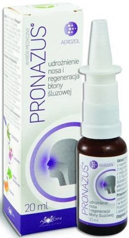 Pronazus aerozol do nosa 20ml