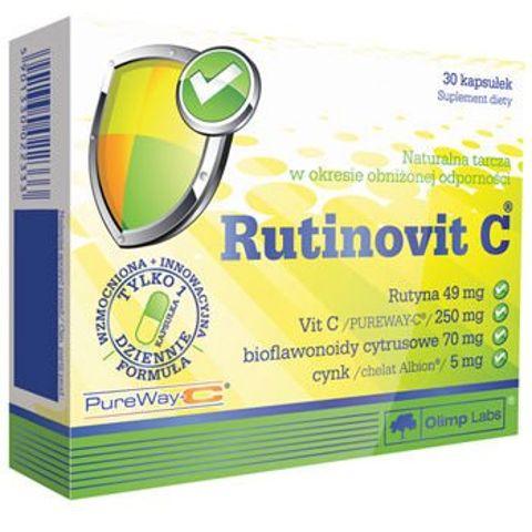 Rutinovit C x 30 kapsułek