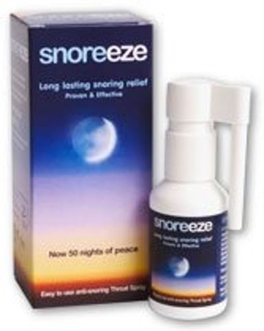 SNOREEZE spray do gardła 22ml