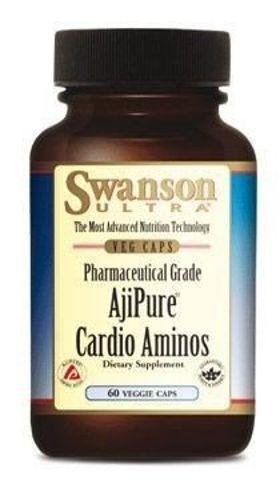 SWANSON AjiPure Cardio Aminos x 60 kapsułek