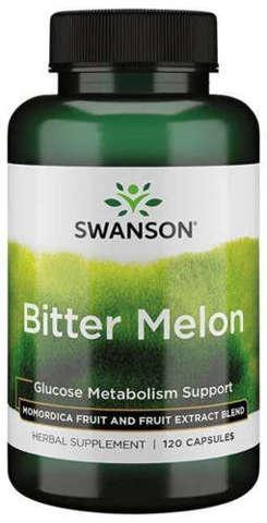 SWANSON Momordica Bitter Melon 200mg x 120 kapsułek