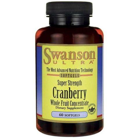 SWANSON Żurawina (Cranberry) 420 mg x 60 kapsułek