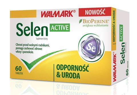 Selen Active x 60 tabletek