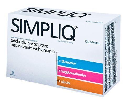 Simpliq x 120 tabletek