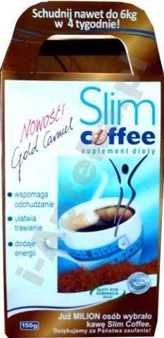 Slim Coffee Gold Carmel 150g