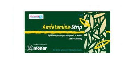 TEST wykrywający amfetaminę 1szt