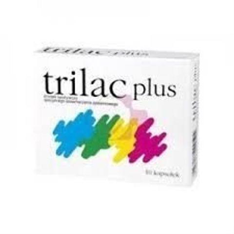 TRILAC PLUS x 10 kapsułek