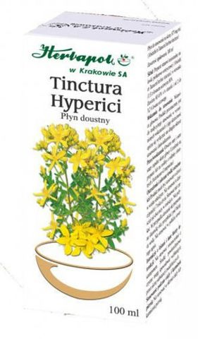 Tinctura Hyperici 100g