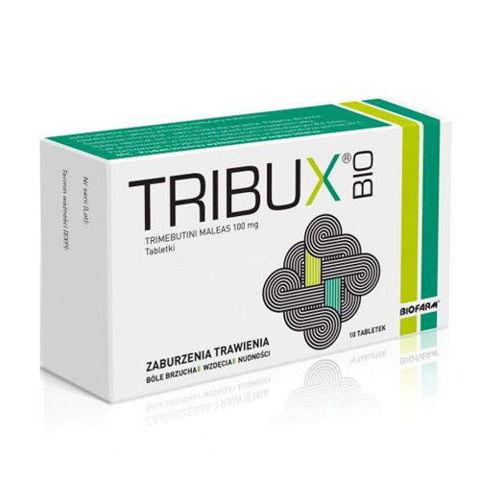 Tribux Bio 0,1g x 10 tabletek