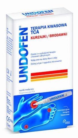 UNDOFEN Terapia Kwasowa TCA żel 1,5ml