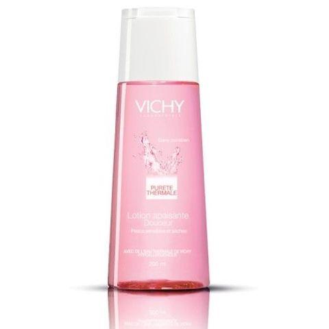 VICHY PURETE THERMALE Tonik oczyszczający do skóry suchej i wrażliwej 200ml