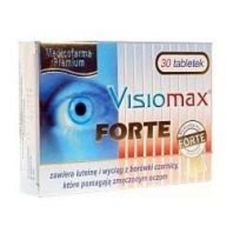VISIOMAX Forte x 30 tabletek
