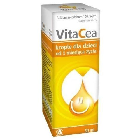 VITACEA krople 30ml