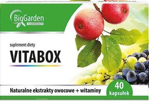 Vitabox BigGarden x 40 tabletek