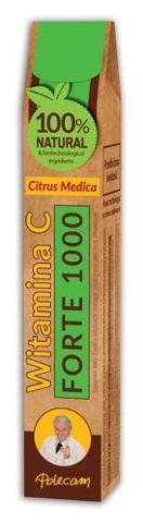 Witamina C 1000 x 20 tabletek musujących
