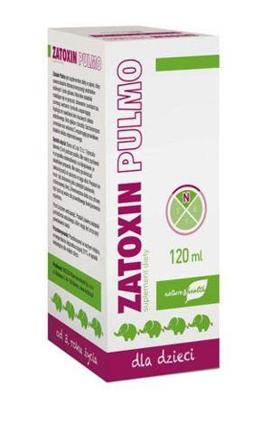 ZATOXIN PULMO płyn 120ml