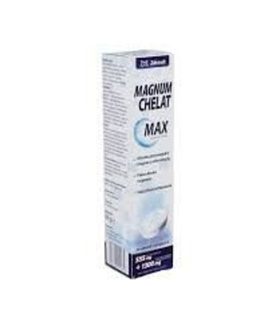 ZDROVITMagnum Chelat Max x 20 tabletek musujących