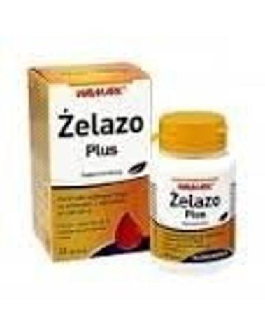 ŻELAZO PLUS x 30 tabletek