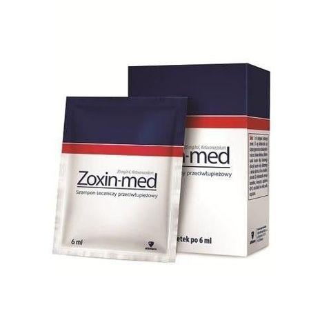 ZOXIN-MED Szampon przeciwłupieżowy 6 saszetek po 6ml