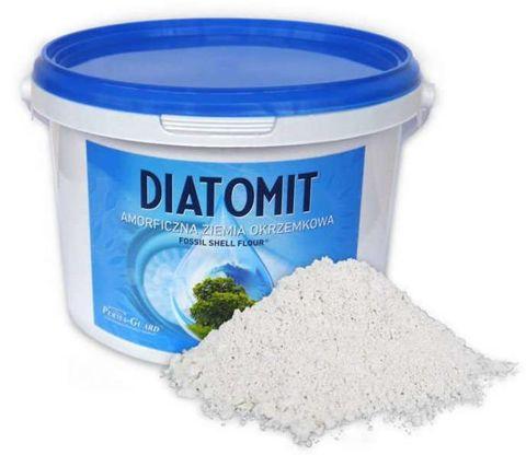 Ziemia Okrzemkowa (Diatomit) 1,0kg