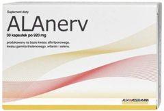 ALAnerv ON x 30 kapsułek