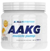 ALLNUTRITION AAKG Muscle Pump orange 300g - data ważności 31-08-2019