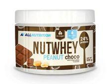 ALLNUTRITION Nutwhey Peanut Choco 500g - data ważności 31-08-2018r.