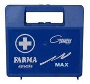 APTECZKA Farma Max granatowa z ustnikiem