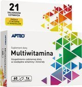 APTEO Multiwitamina x 60 tabletek