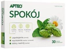 APTEO Spokój x 30 tabletek