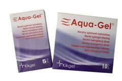 AQUA-GEL Opatrunek hydrożelowy 6x12cm x 1szt