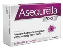 ASEQURELLA Forte x 20 tabletek