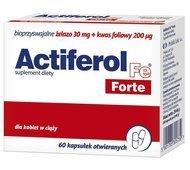 Actiferol Fe Forte 60mg x 60 kapsułek