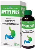 Apetyt Plus płyn 160ml