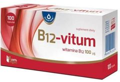 B12-Vitum x 100 kapsułek