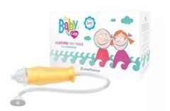 BABYCAP Aspirator do nosa dla niemowląt x 1 sztuka