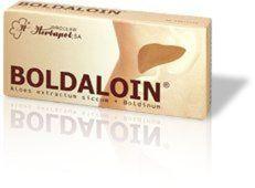 BOLDALOIN x 30 tabletek