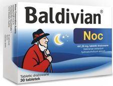 Baldivian Noc x 30 tabletek