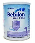 Bebilon PEPTI 1 DHA proszek 450g - data ważności 30-11-2019