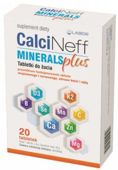 Calcineff Minerals Plus x 20 tabletek do żucia