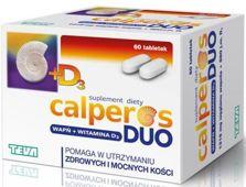 Calperos Duo x 60 tabletek