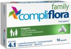 Compliflora Family x 10 kapsułek