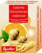 Cukierki żeńszeniowo-imbirowe 50g