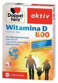 DOPPELHERZ Aktiv Witamina D 800 x 60 tabletek