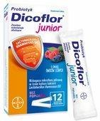 Dicoflor Junior proszek x 12 saszetek